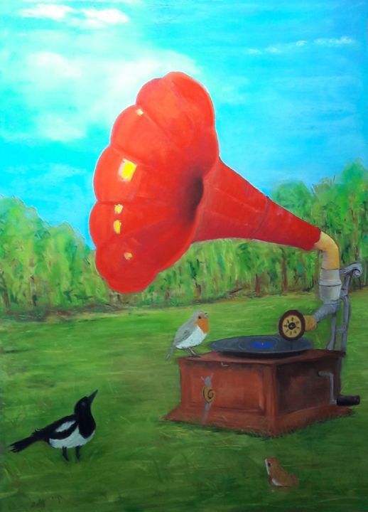 Christian BATTINI - Le Gramophone