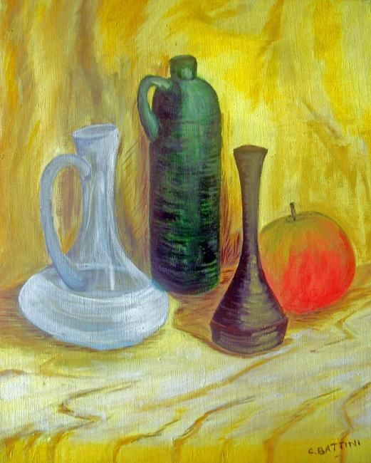 Christian BATTINI - La carafe